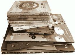 sepia books