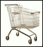 sepia trolley